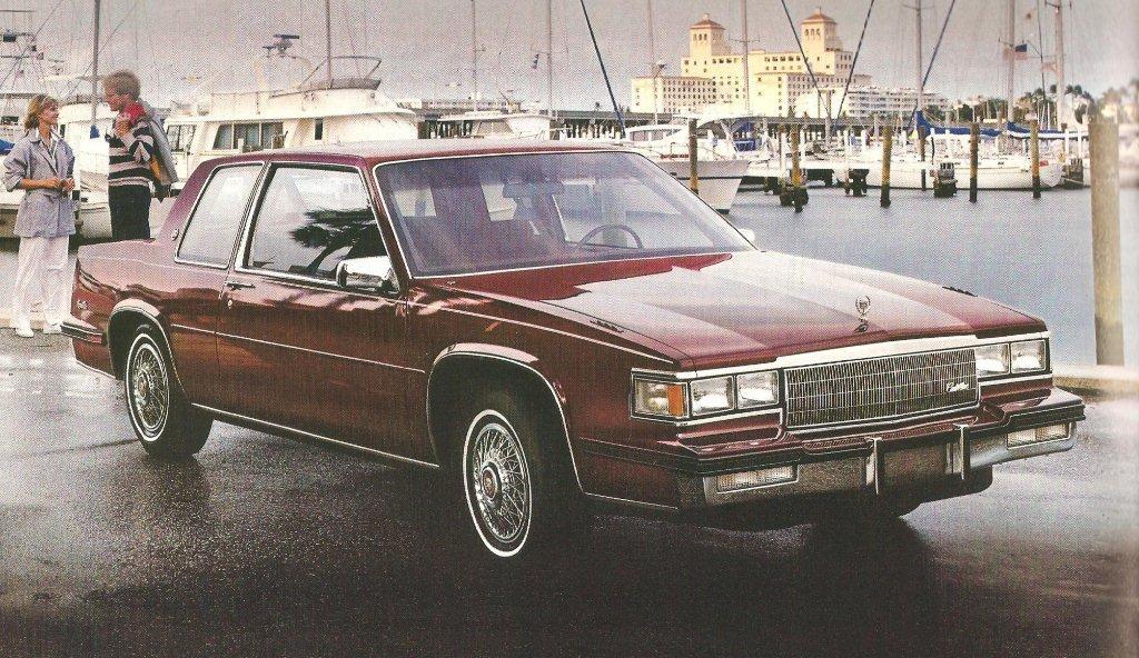 1985 coupe deville