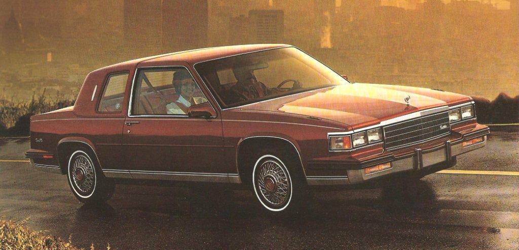 1986 coupe deville
