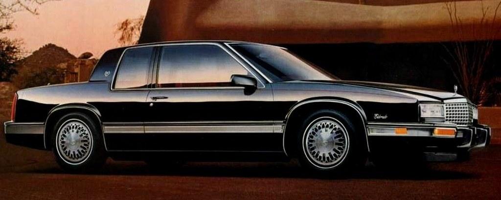 1988 eldorado