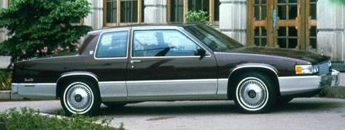1990 coupe deville