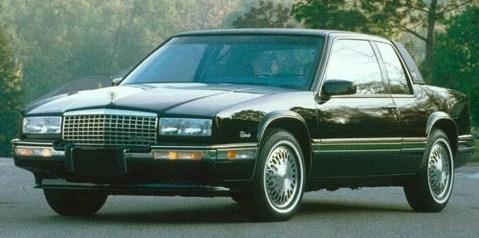 1990 eldorado
