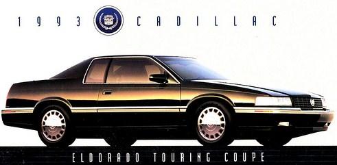 1993 eldorado