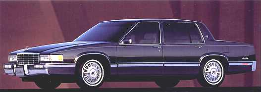 1993 sedan deville