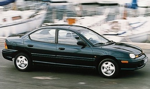 1995 chrysler neon
