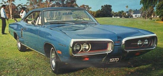 2 1970 dodge coronet