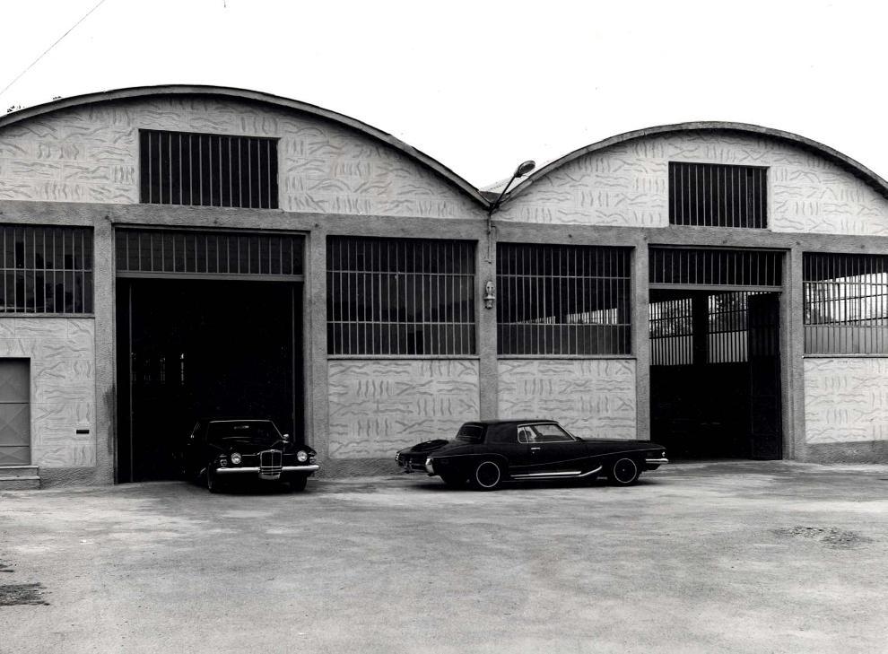 20 facade de la carrosserie saturn a cavallermaggiore