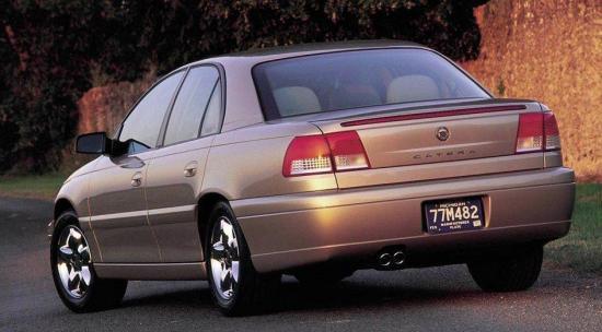 2000 catera sedan