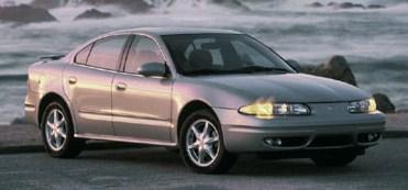 2001 oldsmobile alero 2