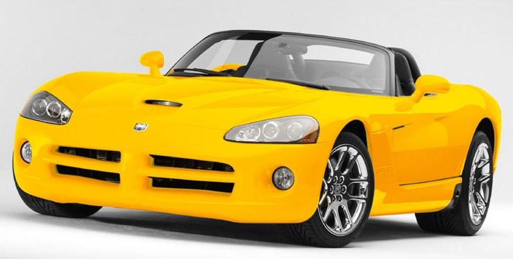 2005 dodge viper srt 10