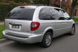 2007 chrysler grand voyager