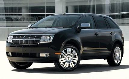 2007 lincoln mkx 2