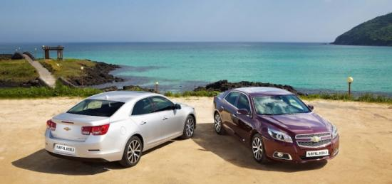 2013 chevrolet malibu at the beach 720x340