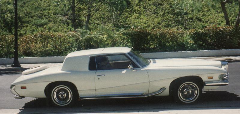 23 stutz blackhawk 1972
