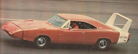 5 1970 dodge daytona