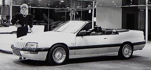 6 1988 opel senator cabriolet keinath