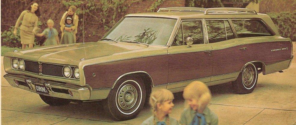 68 cornett 500 wagon