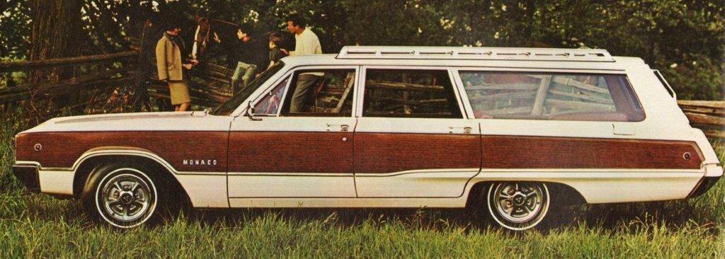 68 monaco wagon