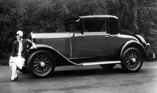 Buick coupe 1929
