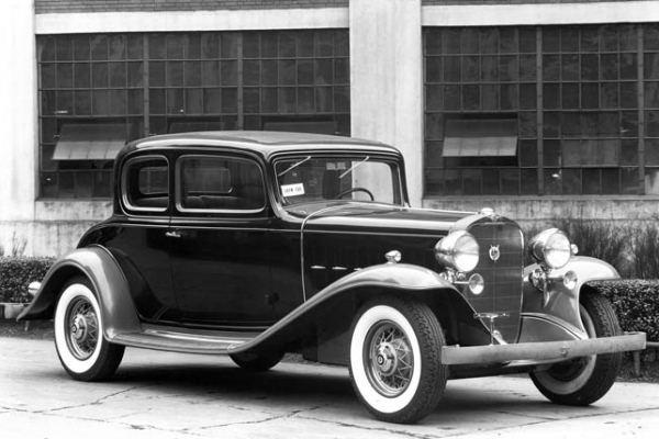 Cadillac v12 coupe
