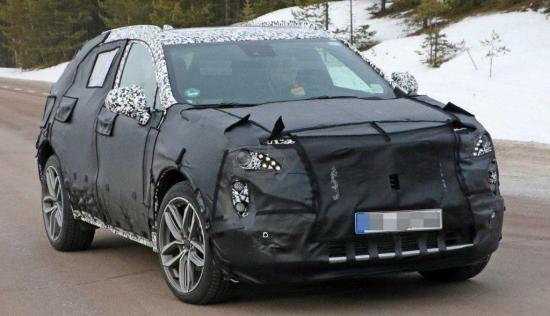 Cadillac xt4 avant