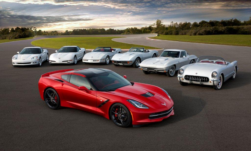 Chevrolet corvette stingray 289852