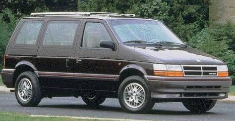 Chrysler voyager 3 3 6