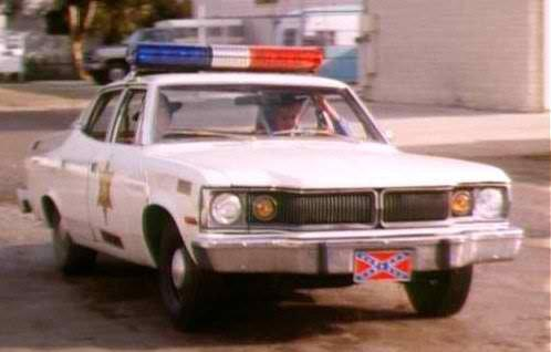 Dukes of hazzard la voiture de rosco
