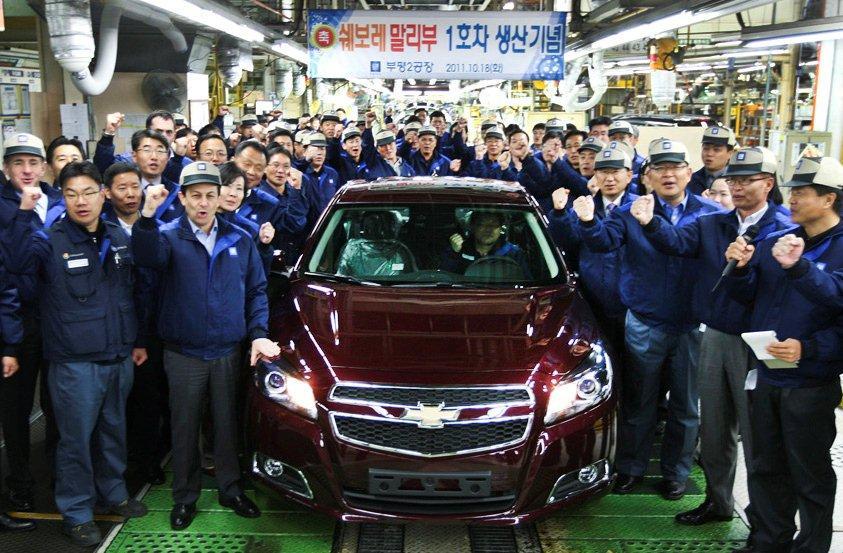 Gm korea