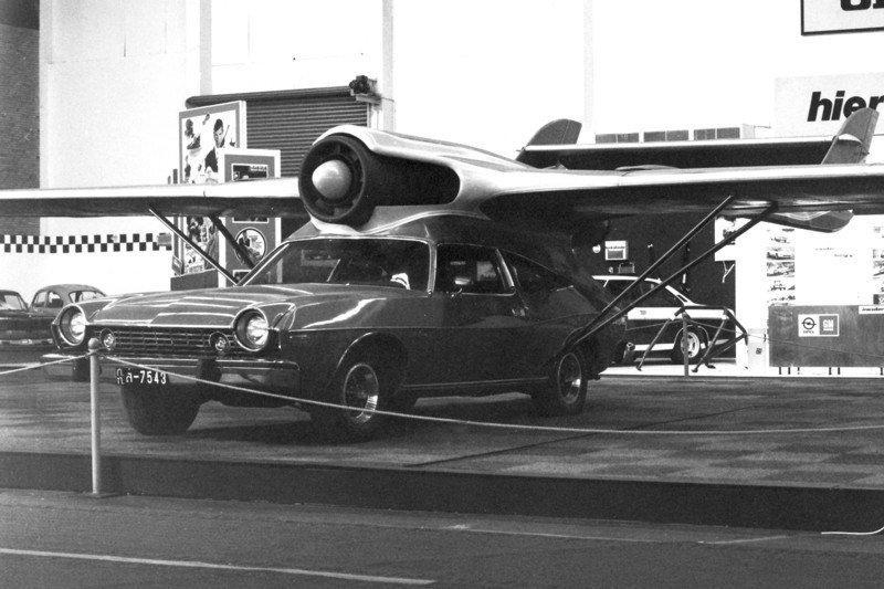 La matador volante au essen motor show de 1974