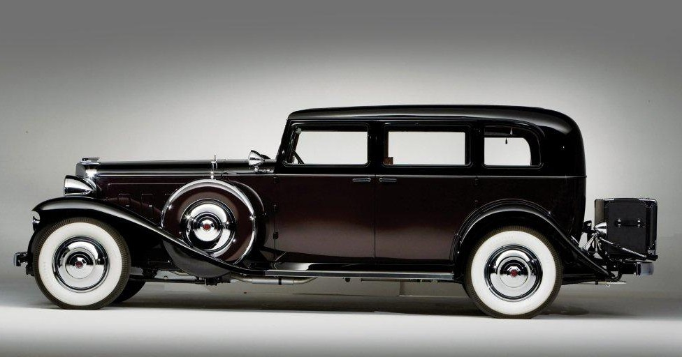 Lebaron marmon sixteen limousine 1931 02