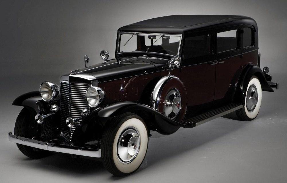 Lebaron marmon sixteen limousine 1931 04