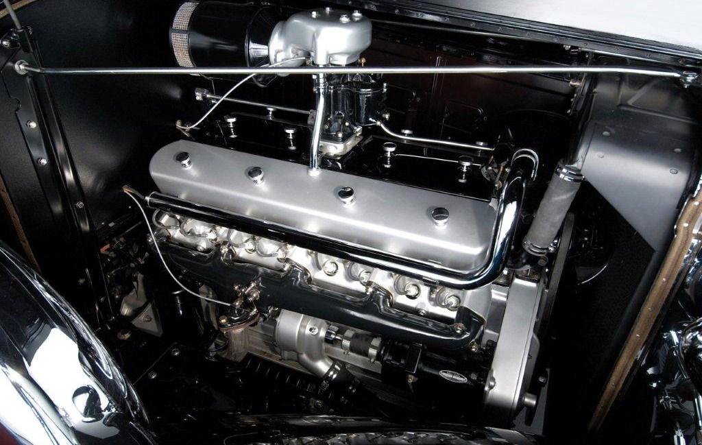 Lebaron marmon sixteen limousine 1931 18
