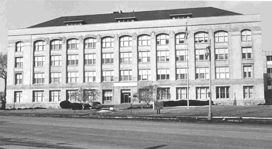 Lincoln motor company plant