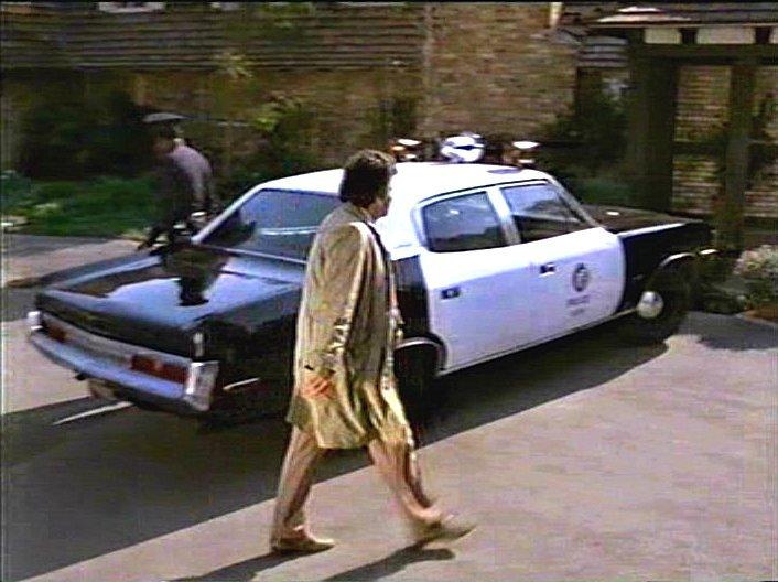 Matador 1972 columbo last salute to the comodore 1976