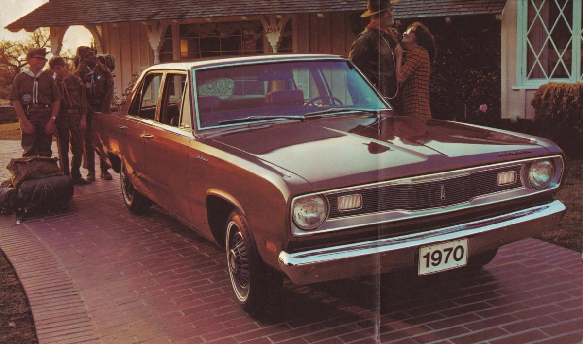Plymouth valiant 1970