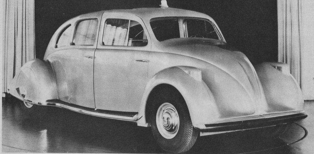 Prototype tjaarda 1934
