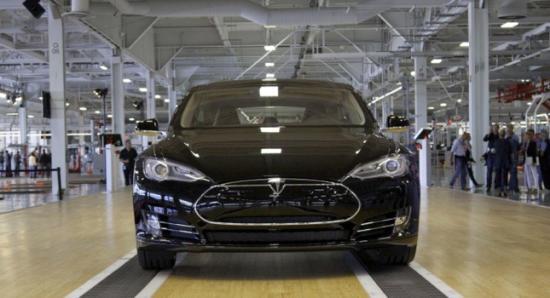 Tesla model s 0