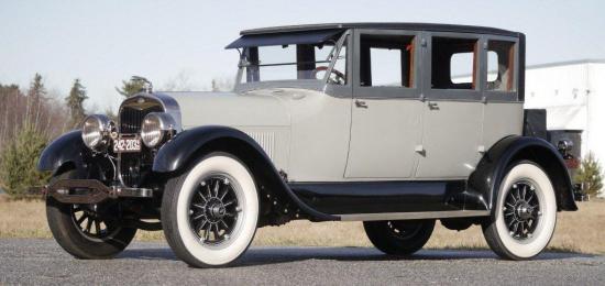 Type 114 sedan judkins 1921 1922