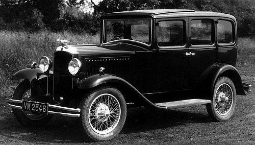 Vauxhall 1930 cadett